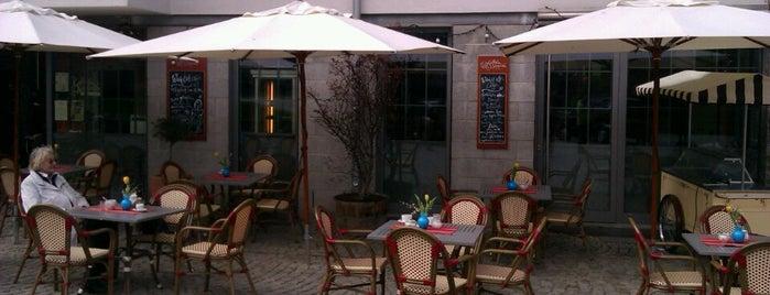Goldhelm Werkstatt-Café is one of my erfurt.