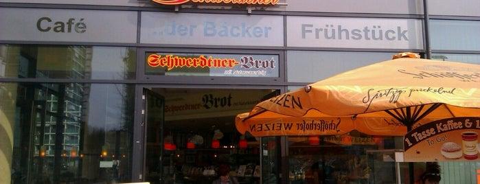 Bäckerei & Café Schwerdtner is one of Coffee & Relax.