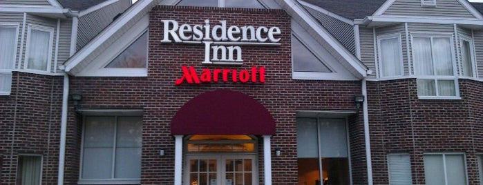 Residence Inn by Marriott Durham Research Triangle Park is one of Hotel.