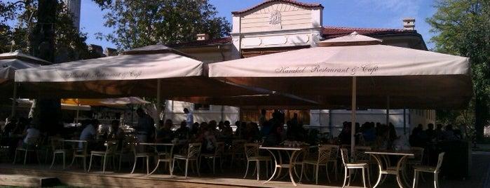 Karakol Restaurant is one of Coffee & Relax.