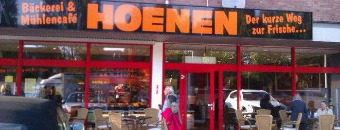 Bäckerei Hoenen is one of Coffee & Relax.