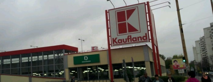 Kaufland is one of Sofia.