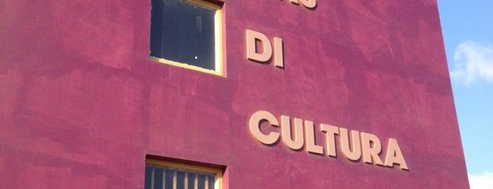 Cas di Cultura is one of Locais curtidos por Nia.