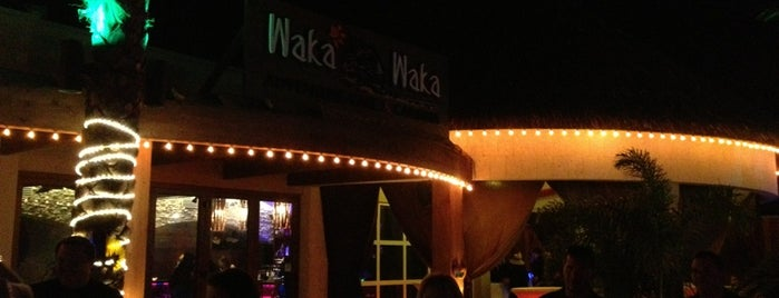 Waka Waka Adventure Cafe & Cantina is one of to do.