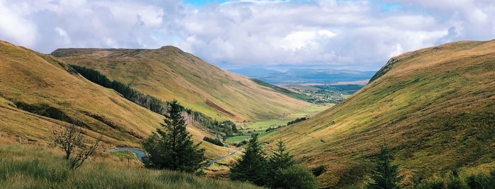 Glengesh Pass is one of Donegal.