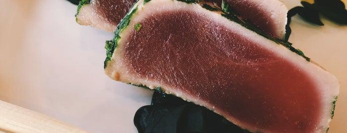 YO! Sushi is one of Buitenland.