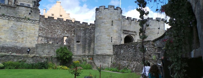 Stirling Castle is one of Part 1 - Attractions in Great Britain.