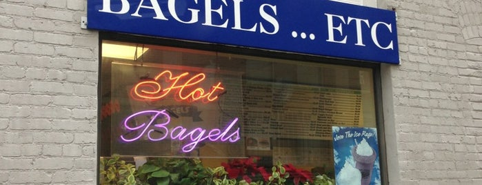 Bagels Etc is one of 20036.
