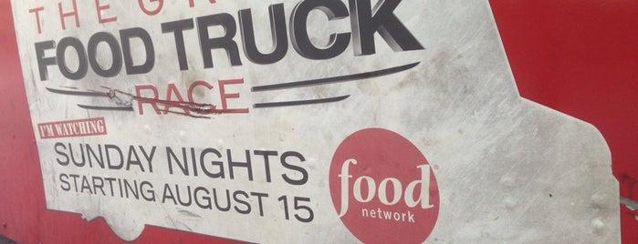 El Carrito Rojo Taco Truck is one of Lugares favoritos de Ricardo.