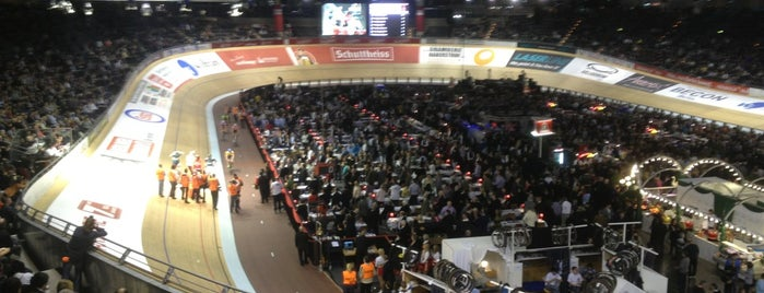 Velodrom is one of concert venues 1 live music.