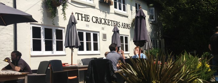 Cricketers Arms is one of Γιάμς εν Μπάρδς.
