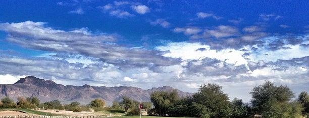 Apache Creek Golf Club is one of Orte, die Joshua gefallen.