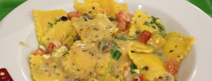 Spoleto Culinária Italiana is one of Comilanças.