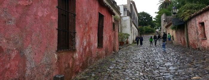 Barrio Historico is one of Uruguay.