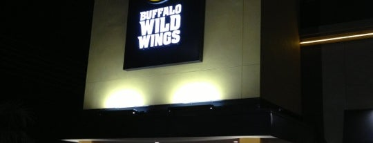 Buffalo Wild Wings is one of Great eats.