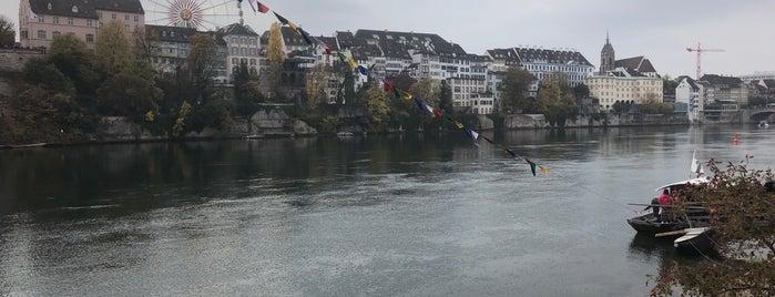 Kaffee-Mobil am Rhein is one of Lieblinge.