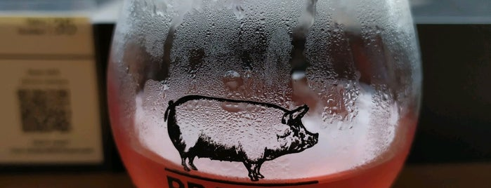 Prohibition Pig Brewery is one of Vermont Favorites.
