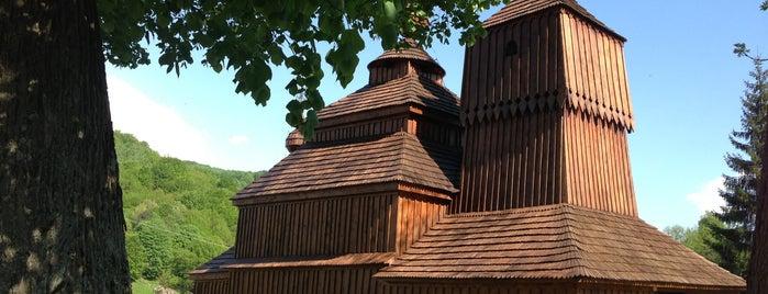 Chrám sv. Mikuláša | Cerkov sv. Nikolaja is one of UNESCO World Heritage Sites in Eastern Europe.