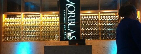 Morblas Restaurant is one of Martinsさんのお気に入りスポット.