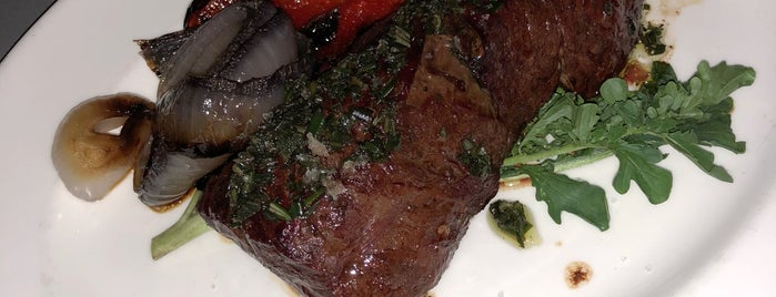 Charcoal Garden Bar + Grill is one of Restaurants Miami.