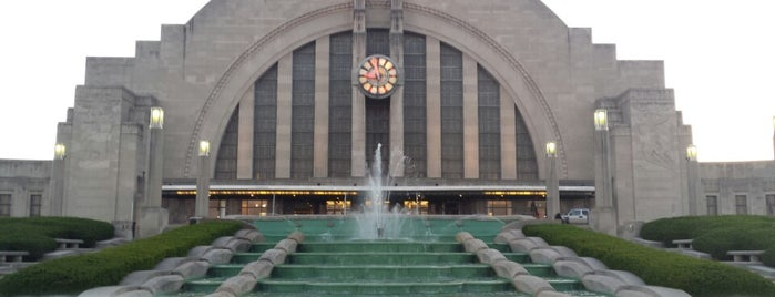 Robert D. Lindner Family Omnimax Theater at Union Terminal is one of Karen 님이 좋아한 장소.
