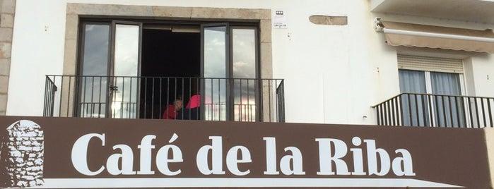 Cafè de la Riba is one of Anthony'un Beğendiği Mekanlar.