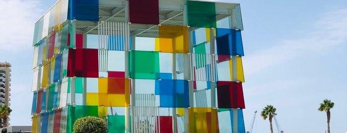 Centre Pompidou Málaga is one of Lugares favoritos de Cristi.