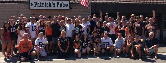 Patrick's Pub is one of Orange County.