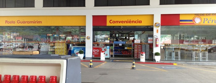 Posto Guaramirim (Pérola) is one of Lugares que já dei checkin.