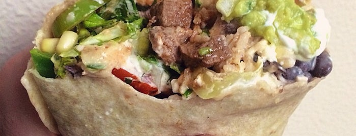 Chipotle Mexican Grill is one of Posti che sono piaciuti a ScottySauce.
