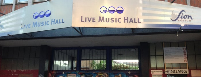 Live Music Hall is one of Orte, die Stefan gefallen.