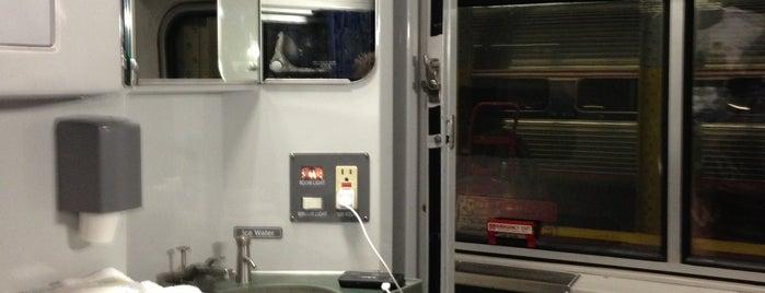 Amtrak - Silver Star 91 is one of Joe D. 님이 좋아한 장소.