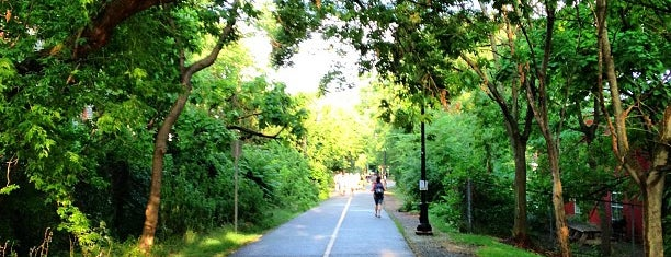 Grove-Cedar Bike Path is one of New boston.
