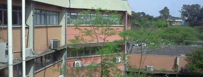 Instituto de Ciências Biomédicas (ICB-USP) is one of Pedro'nun Beğendiği Mekanlar.
