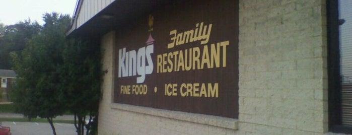Kings Family Restaurants is one of Lieux qui ont plu à Beth.