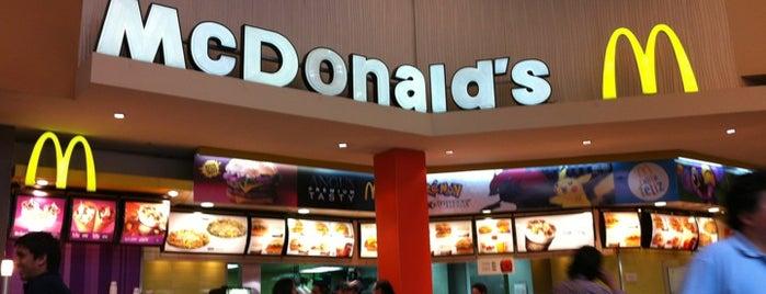 McDonald's is one of Lieux qui ont plu à Patricio.