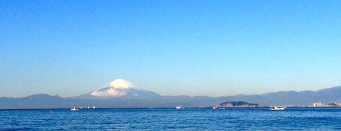 森戸海岸 is one of 日本の渚百選.