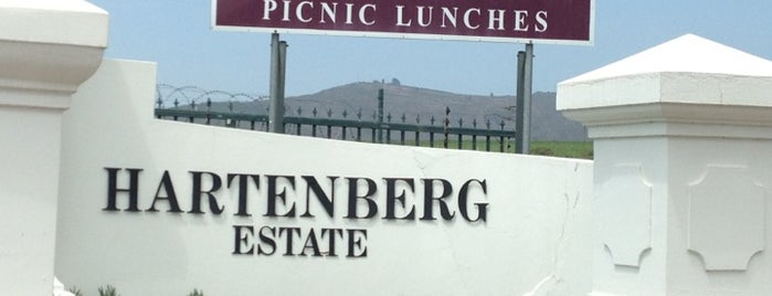 Hartenberg is one of South Africa.