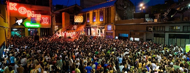 Ciudad Cultural Konex is one of Baires.