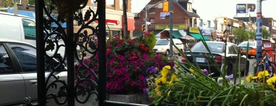 Christina's On The Danforth is one of Hamiltonさんのお気に入りスポット.