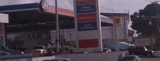 Posto Emaús (ALE) is one of ATM - Onde encontrar caixas eletrônicos.