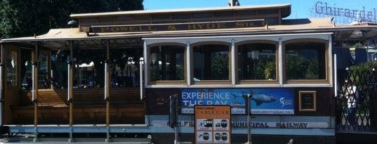 Friedel Klussmann Memorial Turnaround is one of Trips / San Francisco, CA, USA.