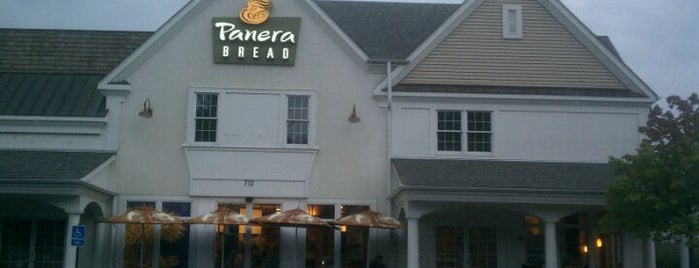 Panera Bread is one of Study Spots.