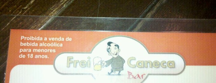 Frei Caneca Bar is one of Bars & Pubs in Campinas.