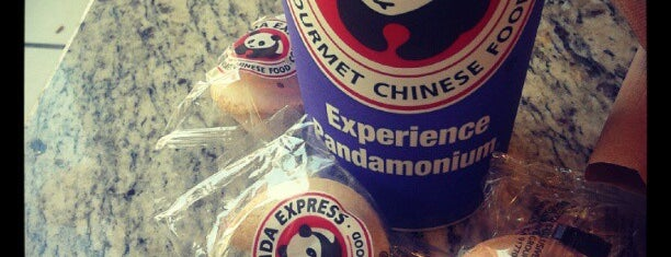 Panda Express is one of Food.