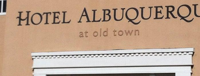 Hotel Albuquerque at Old Town is one of Lugares favoritos de Kyle.