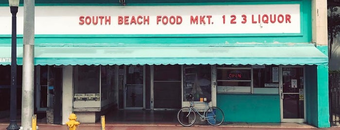 South Beach Food Market is one of TBC Food Spots.