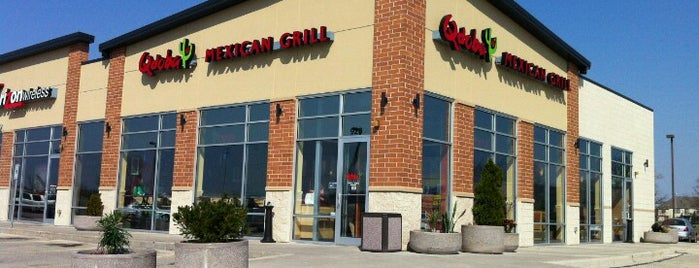 Qdoba Mexican Grill is one of Locais curtidos por George.