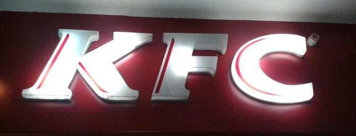 KFC / KFC Coffee is one of Restaurant/Foodcourt.