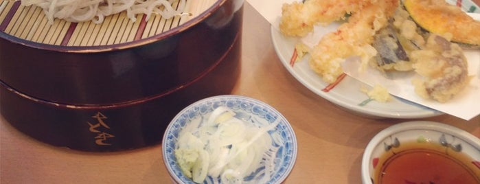 そば処 もとき is one of 食事.